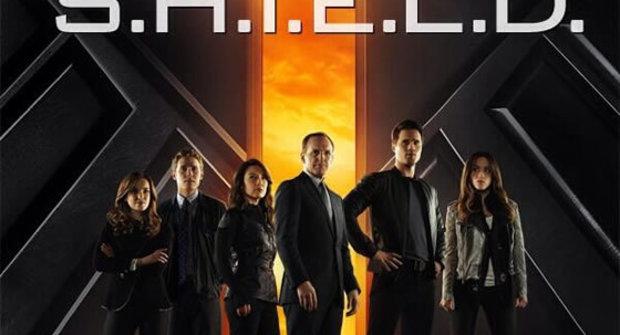 První plakát na S.H.I.E.L.D.: Coulson je zpátky!
