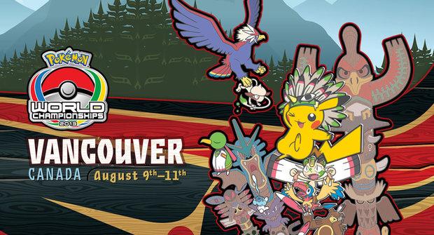 Mistrovství světa v Pokémonu už tento víkend!