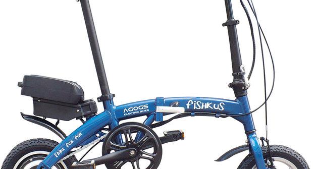 Podzimní soutěž: Do školy na novém kole!