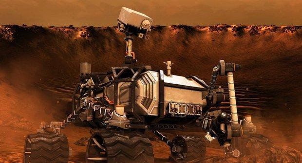 Projeďte se po Marsu: Simulace Take on Mars