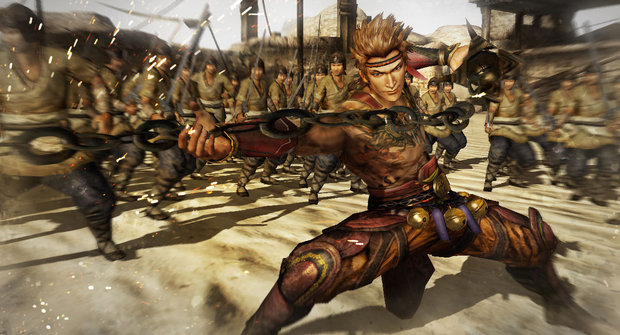 Dynasty Warriors 8: Čína vrací úder!