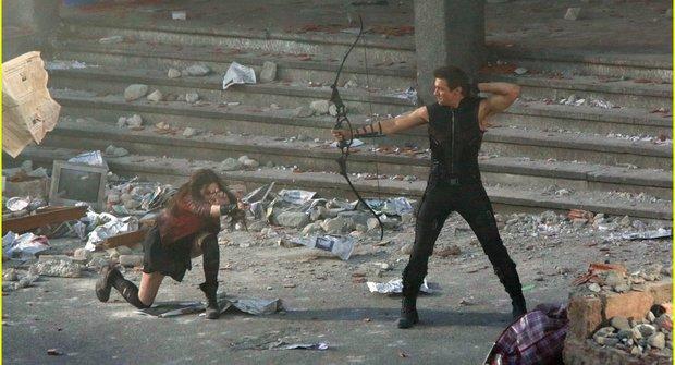 První (a hodně neoficiální) fotky (plus video!) z natáčení nových Avengers