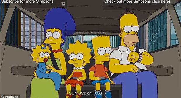 "Simpsonovi vzdali poctu ""americkému Krausovi"""