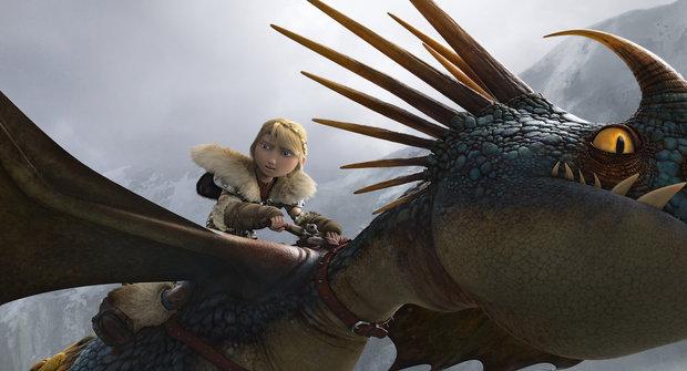 Galerie: Fotky z Jak vycvičit draka 2, které jste ještě neviděli