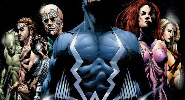 Po Avengers a Strážcích galaxie: Přichází Inhumans?