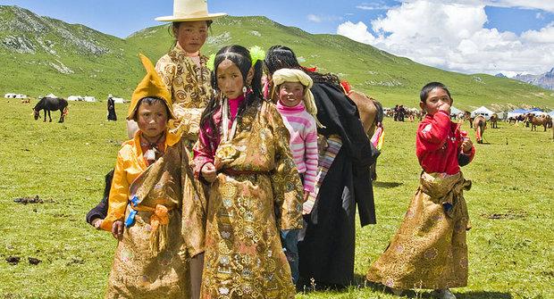 Zmutovaní Tibeťané: Může za to nadmořská výška?