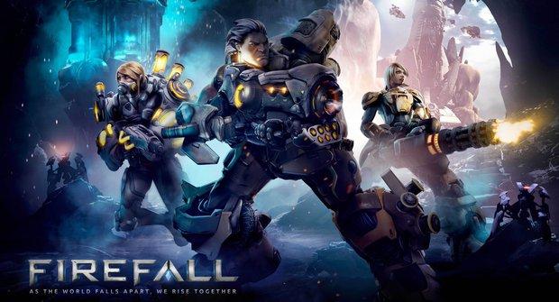 Hrátky s počítačem v ABC č. 21: Sci-fi palba Firefall