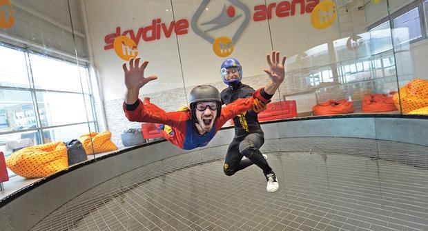 Supermanem snadno a rychle: Jak na vzdušnou akrobacii