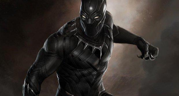 Konečně potvrzeno! Marvel chystá filmy Black Panther, Captain Marvel, Inhumans