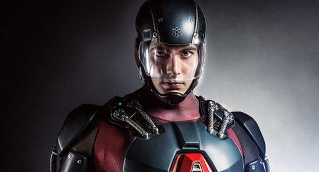 Superman je Atom: Seriál Arrow získal nového super hrdinu