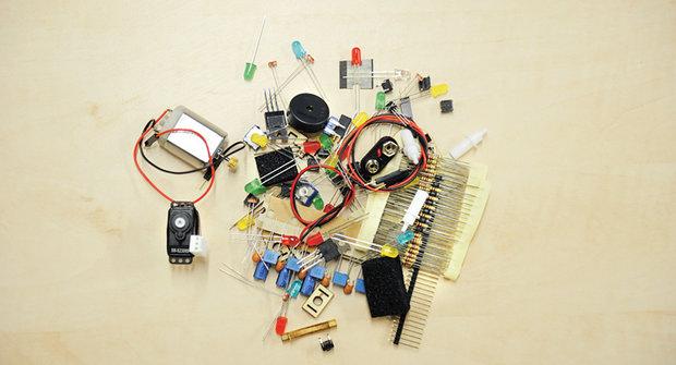 Arduino Starter Kit: Vše pro začátek