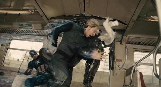 Výherci soutěže s Avengers: Age of Ultron z ABC 20
