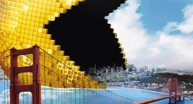 Slavíme! Pac-Man má 35 let a bude řádit ve filmu Pixely
