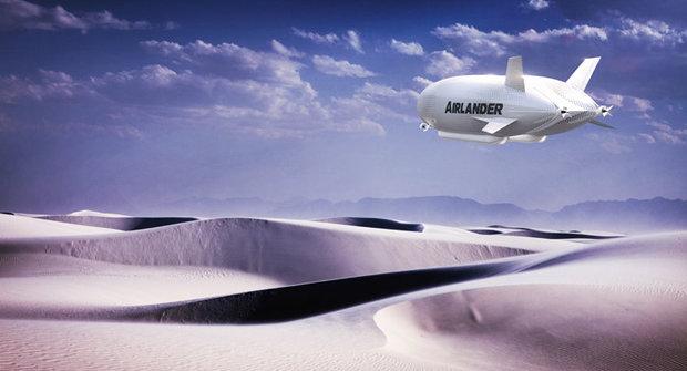 Airlander: Prázdniny na palubě vzducholodi