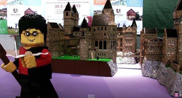 Kostkománie 2015: Harry Potter a Lego Bradavice