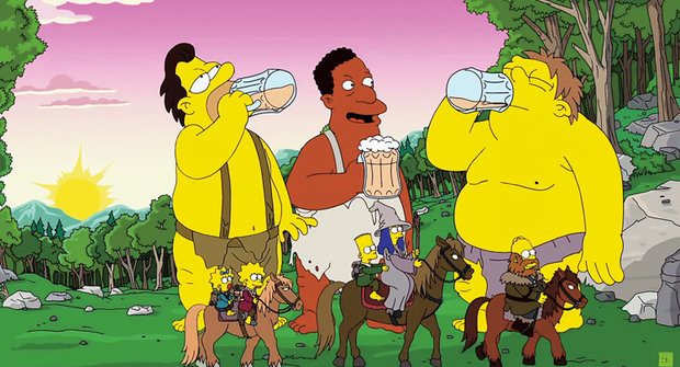 Simpsonovi na gauči: Nejslavnější znělky