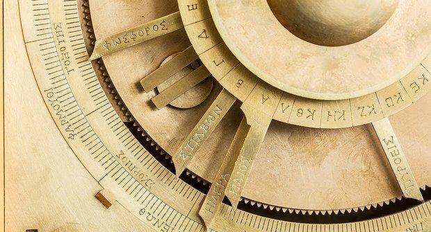 První komp na světě: Digitální rekonstrukce Mechanismu z Antikytéry