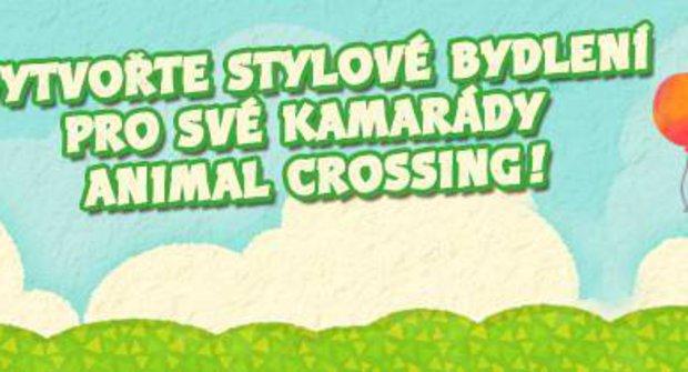 Soutěž s abicko.cz o 3DS Animal Crossing: Happy Home Designer+Card
