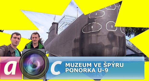Ábíčko s kamerou: V ponorce U-9