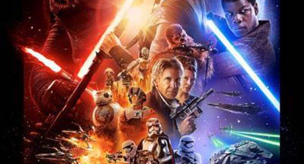 První oficiální plakát na Star Wars: Kdo je tady hrdina?