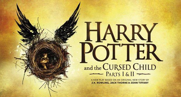 První plakát na nové pokračování Harryho Pottera