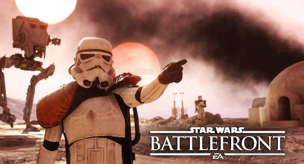 Hrátky s počítačem v ABC 1: Star Wars Battlefront + StarCraft II