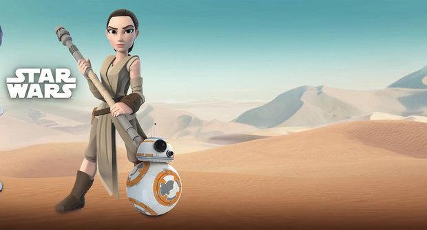 Programujte Star Wars a ovládejte BB-8 stejně jako Rey