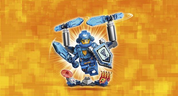 Soutěž o 10 LEGO stavebnic Úžasný Clay