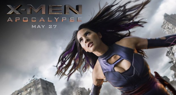 X-Meni jdou do války proti Apokalypse