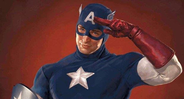 Evoluce superhrdiny: Jak se měnil Captain America?