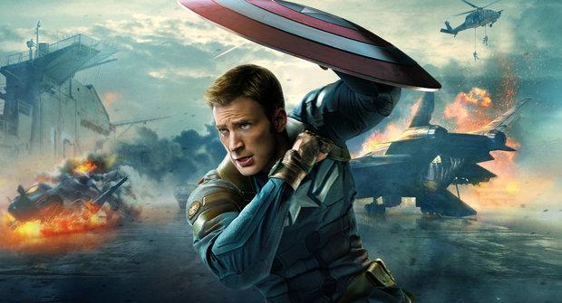 Filmoví superhrdinové: Captain America dal facku Hitlerovi i vlastní smrti