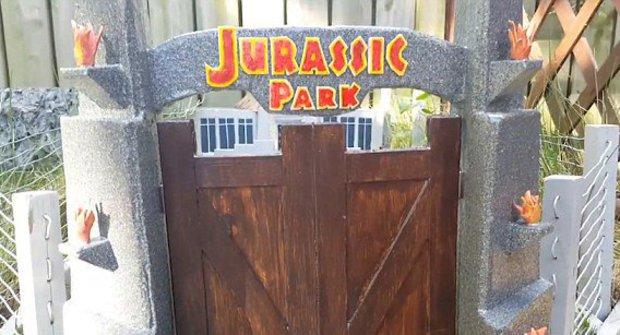 Když želvy vládly Zemi… Tahle má vlastní Jurský park!