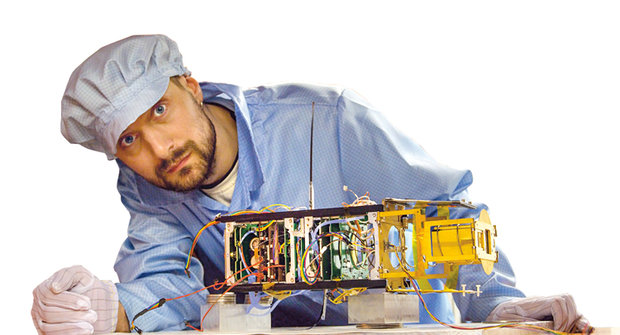 Česká sonda ve vesmíru: Račí oko pohlédne do kosmu
