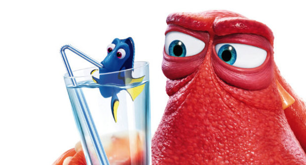 Hledá se Dory: Soutěž o ceny k novému animáku od Pixaru!