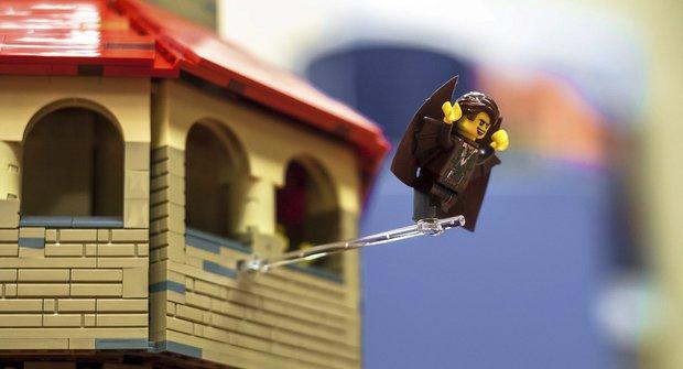 Kostkománie 2016 v  Lipnu: Hranatá Lego slast