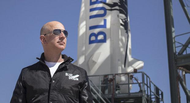 Blue Origin: V kůži astronauta už příští rok?