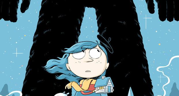 Hilda: Vítejte v říši trollů, hafíků a obrů