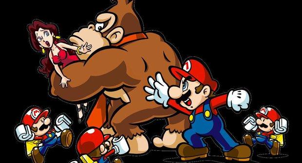 Donkey Kong: Nejslavnější videoherní opice slaví 35 let