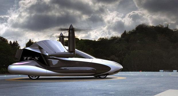 Terrafugia: Nastává čas létajícího auta