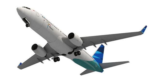 Papírový svět: Vystřihovánky Boeingu a školy zdarma