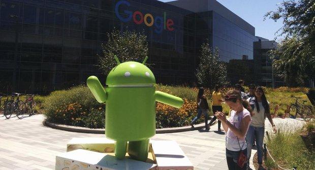 Z Kanady do USA: Na návštěvě (nejen) v centrále Googlu