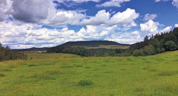 Stolová hora Kozelka: Kde bydlí drak?