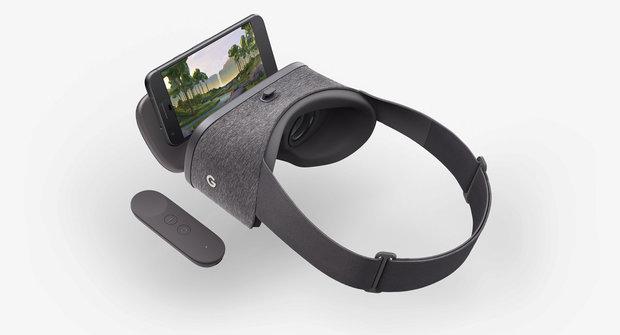 Google přichází s virtuální realitou