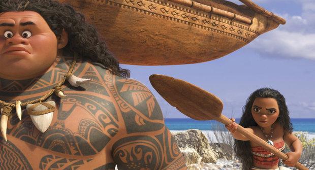 Odvážná Vaiana: Disneyovka s mrňavými piráty