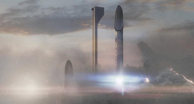 Meziplanetární dopravní prostředek ITS: Dostane nás na Mars?