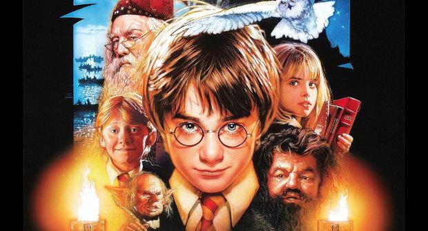 Výherci soutěže k promítání filmu Harry Potter a Kámen mudrců