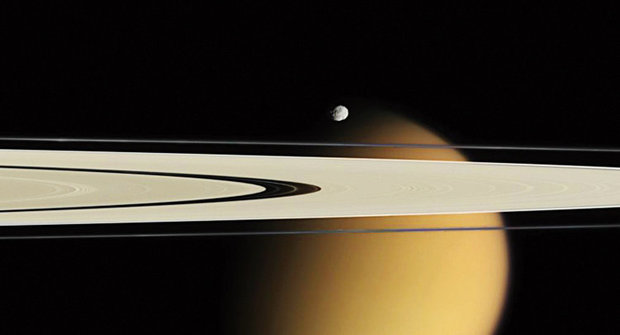Titan jako obří čerpací stanice? Nejdříve tam pošleme ponorku!