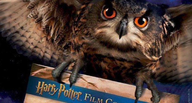 Harry Potter a Kámen mudrců s živým orchestrem: Soutěž o vstupenky