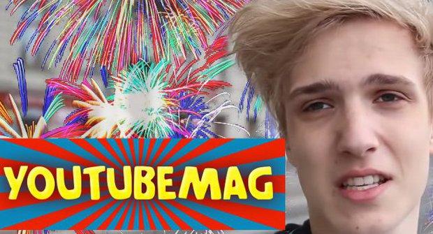 YouTubeMag: 100 věcí, které stihne youtuber za rok