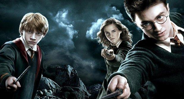 Harry Potter se poprvé objevil v komiksu